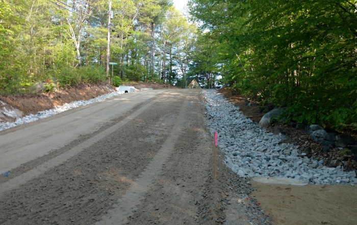 Oak Ridge Road Reconstruction