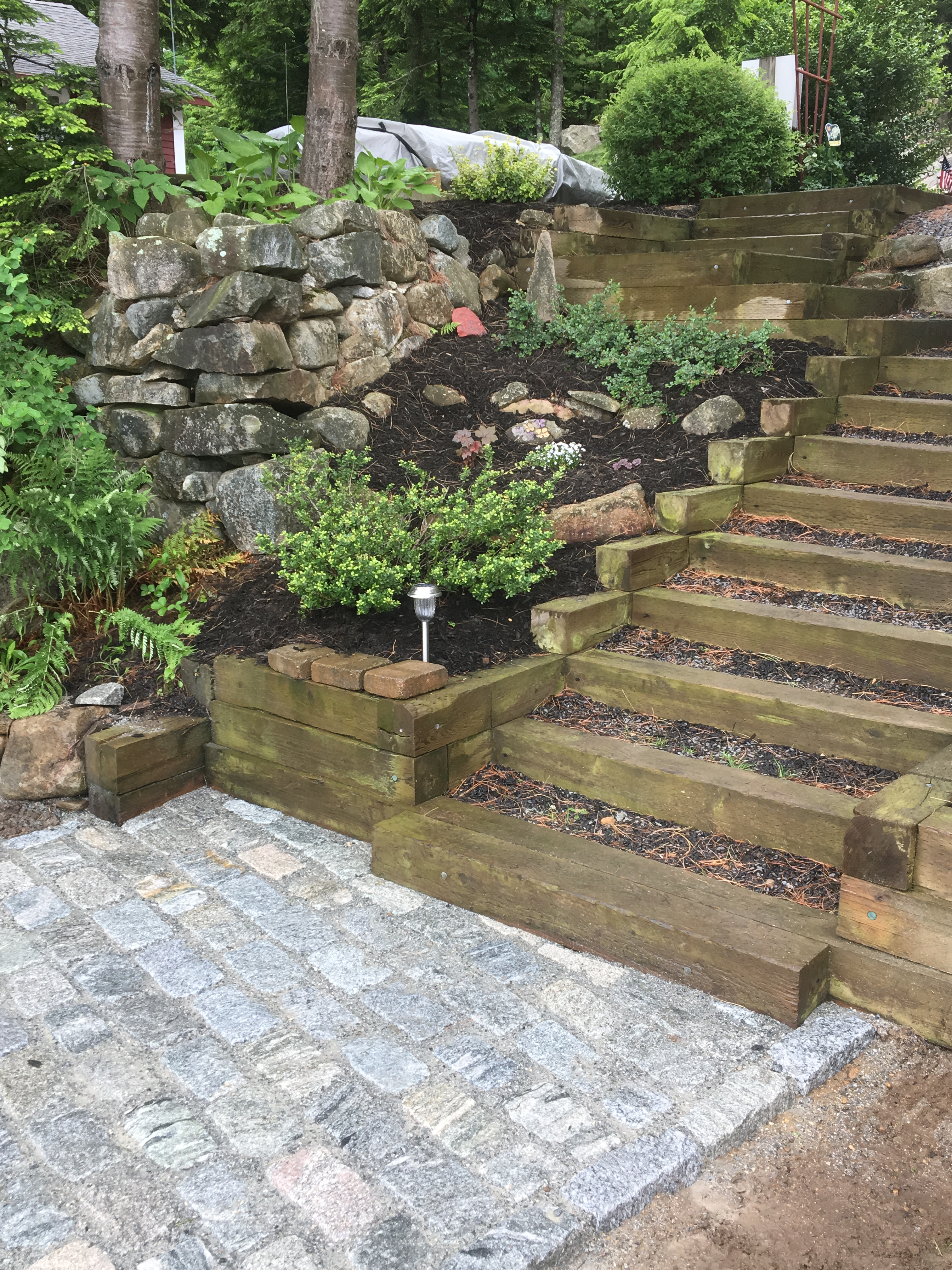 GW Brooks and Son – Private Residence Patio