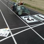 Track Striping