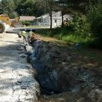 Installing the Underdrain