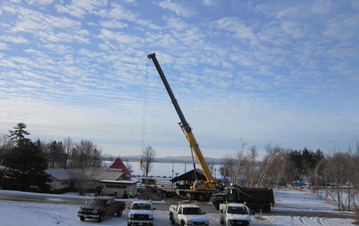 Septic System Replacement, System C – Totem Pole Park